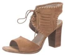 Schaft-Sandaletten 'Imperial Typical' braun