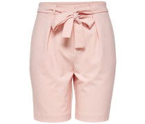 Lange Shorts pfirsich / rosa
