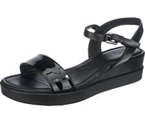 'Touch' Sandaletten schwarz