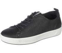 'Soft 8' Sneakers schwarz / weiß