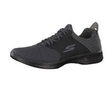 Sportliche Walkingschuhe Go Walk 4-Sustain mit dämpfender Innensohle 14916-Bkgy