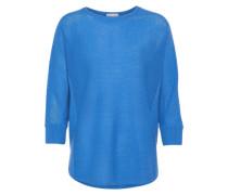 lockerer Pullover royalblau