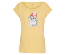 Shirt 'It Hasi' gelb
