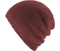 Mütze 'BM Dolomiti' dunkelrot