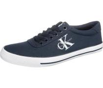 Sneakers dunkelblau / weiß
