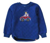 Baby Sweatshirt Sofus für Jungen blau / rot / schwarz / weiß