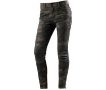Slim Fit Jeans camel / khaki