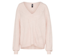 Pullover 'Puffy' rosa