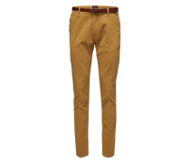 Chino Slim Fit 'Stuart' camel