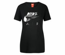 T-Shirt 'women NSW TEE Air' schwarz