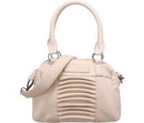 Leni Handtasche beige / rosa