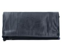 'Smilla Nappa' Umhängetasche 42 cm schwarz