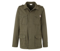 Jacke im Army-Style 'Vimaren' khaki
