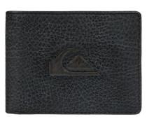 Leder-Portemonnaie »Miss Dollar« anthrazit