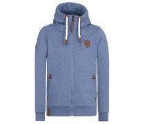 Zipped Jacket 'Schwarzkopf Iii' blau