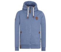 Zipped Jacket himmelblau