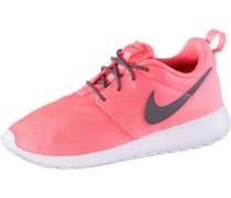 'Roshe One' Sneaker apricot / rosa / weiß