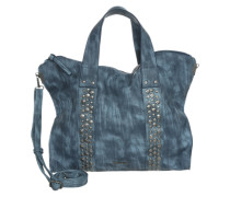 Shopper 'Ursula' blau