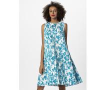 Sommerkleid in weiter A-Linie plissiert