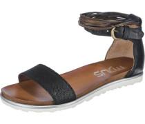 Sandaletten 'Title-Licia' schwarz