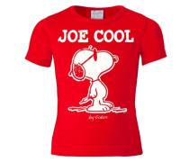 T-Shirt 'Snoopy - Peanuts' rot