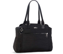 Handtasche Basic Plus Faye Fever schwarz