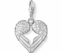 Charm-Einhänger 'Flügel 0613-001-12' silber