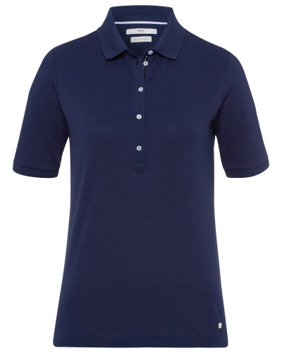 Poloshirt 'Cleo' navy