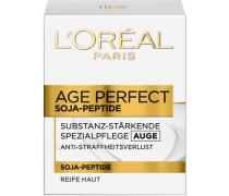 'Age Perfect m. Soja Augenpflege' Augenpflege weiß