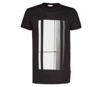T-Shirt 'Helium' schwarz