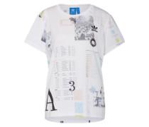 T-Shirt mit Print 'IP BF Tee' mischfarben