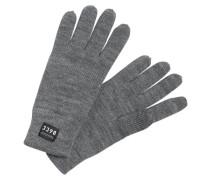 Klassische Handschuhe grau