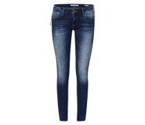 Serena Skinny Fit Jeans blue denim
