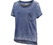 'Nora' T-Shirt Damen blau