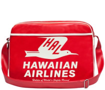 Tasche 'Hawaiian Airlines Seagull' rot
