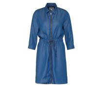 Blusenkleid 'Julie' blue denim