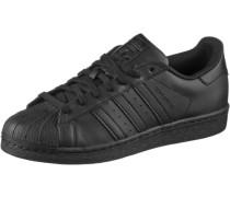 Low Sneaker 'Superstar' schwarz