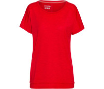 T-Shirt 'Riessersee 2' rot