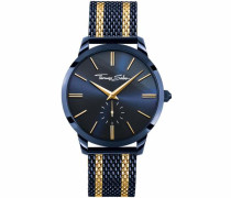 Quarzuhr 'rebel Spirit Wa0283-286-209' navy / goldgelb