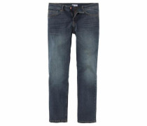 Slim-fit-Jeans 'Cliff' blau