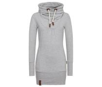 Female Sweatshirt Bounce dat ass grau