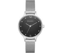 Armbanduhr »Anita Skw2473« silber