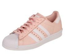 Sneaker 'Superstar 80s' rosa / weiß