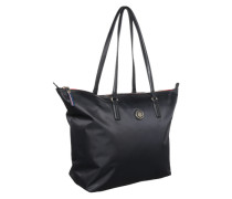 Tote Bag 'Poppy' schwarz