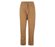 Tapered-Hose braun