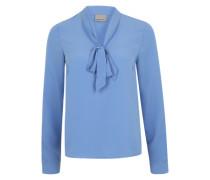 Bluse 'VMCaro' blau