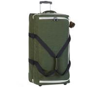 Travel Teagan 2-Rollen Reisetasche grün