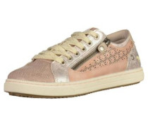 Sneaker rosegold / rosé