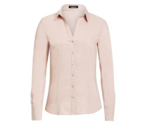 Businessbluse rosa