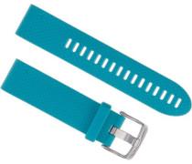 'QuickFit 20' Uhrband türkis